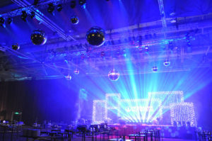 audio visual hire services