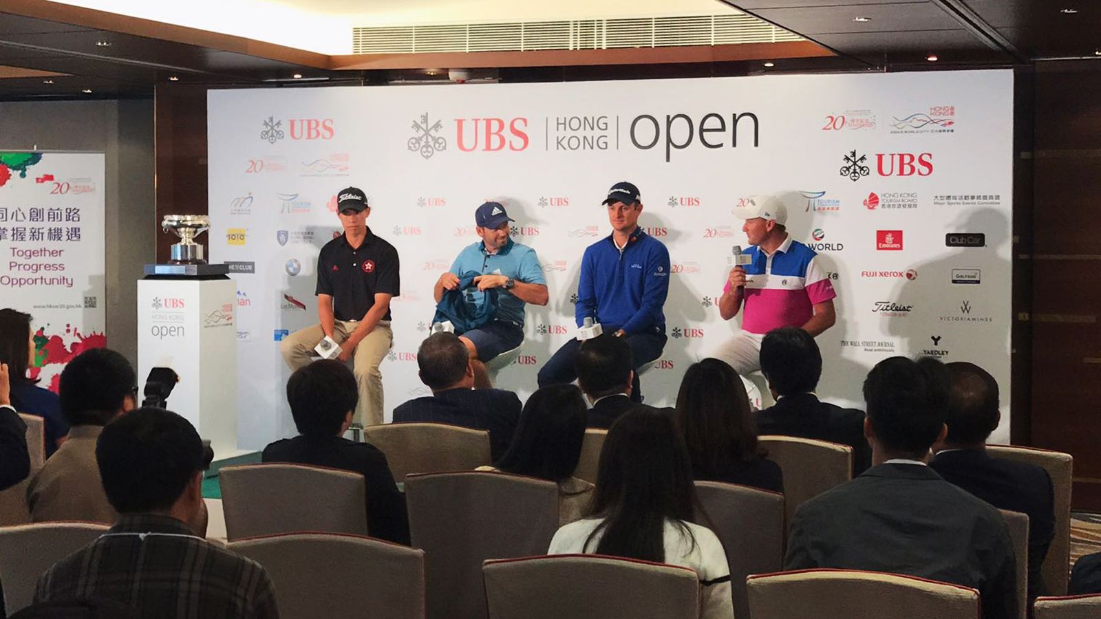 UBS Hong Kong Golf Open