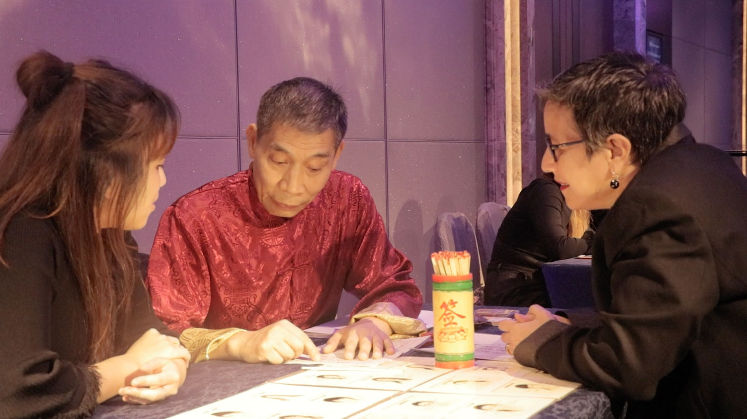 Event Fortune Teller Hong Kong