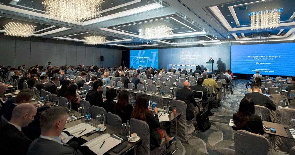 Conference Hong Kong