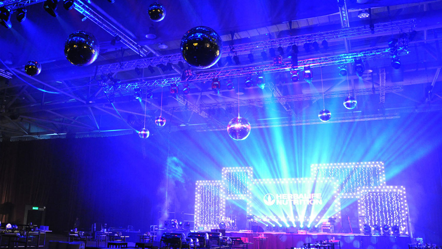 We are an audio visual company based in Hong Kong. We provide comprehensive audio-visual rental services for events. We own and offers a full suite of audio-visual equipment for hire including audio equipment, LED lighting, video projection, LED walls and the professional technicians to operate it to perfection.
